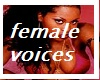 SWAGG FEMALE VOICE BOX