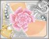 Sylent Zhi Pink Flower L