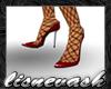(L) Red Heels & Stckngs