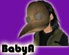 ! BA Plague Mask Male