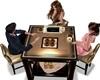 ale -CAFFE TABLE 3P