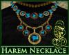 Harem Necklace Blue