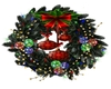Christmas Wreath BB