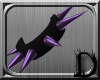 [D] Purple Chrome Collar