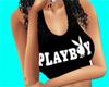 ~S~ Playboy top