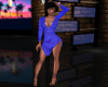 -1m- Zoe party dress blu