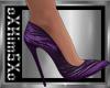 ❤ SEXY Purple Heels