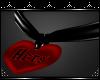 {d} Hers Heart Collar F