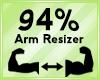 Arm Scaler 94%