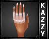 }KR{ Pink Lace Gloves