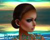 Brown Bun Hair