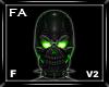 (FA)NinjaHoodFV2 Grn