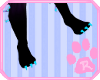 |Blu Claws & Pads Paws!|