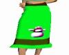 FF~ Snowman Skirt