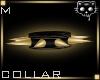 CollarBlackGold M12a Ⓚ