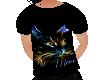 flat meow kitty top
