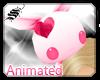 *S Bunny Head Pet Pink