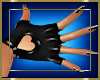 Black Love Gloves
