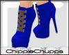 JoAnna Boots Blue