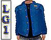 LG1 Royal Blue Denim ICB