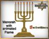 Jewish Menorah