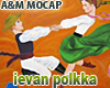 ievan Polkka GROUP Dance