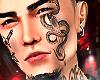 Snake Face Tatts