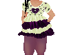 Flat Ruffle Dress 1