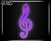 DJ Purple Neon Music