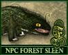 NPC Forest Sleen