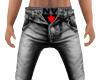 NV Black Undress Me Jean