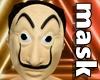 Mask La Casa De Papel