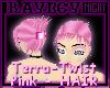 [R]Terra-Twist Hair Pink