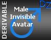 Invisible Male Avatar