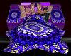 Purple Snuggle Sofa