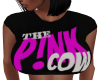 THE PINK COW ! BUSTY