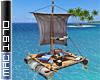 Blue Breeze Raft