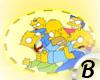 (BXR)Rug Simpsons