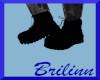 [B] Black Boots