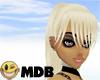 ~MDB~ BLOND HUSH HAIR