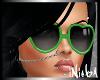 [N] RK GreenLove Glasses