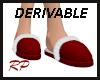 Dev Fur Slippers F