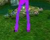 purple neon legs 2