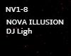 NOVA ILLUSION DJ Ligh