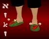 NK man slippers