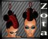 RedBlk(Brondo)Hair