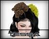 TT: Roses For Hair 2Tone