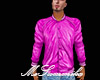 Jacket neon pink purple
