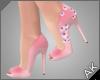 ~AK~ Sakura Heels: Pink