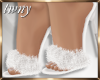 Dreamy Heels White
